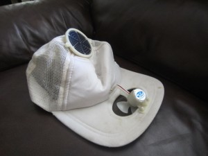 Unusual gift/hat