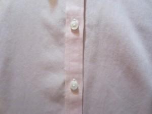 pink buttoned shirt