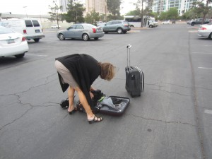 suitcase problems